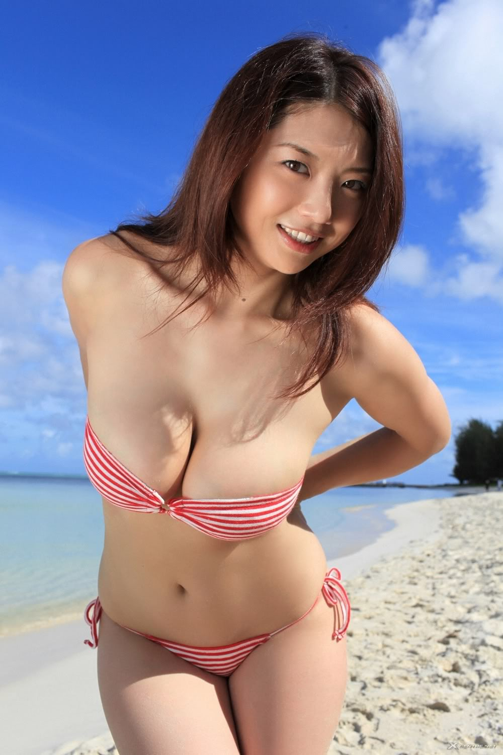 Hot korean bikini