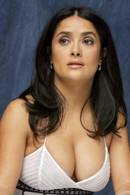 Salma Hayek Sexy Actress