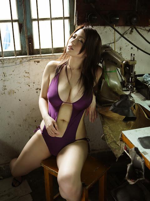 Nonami Takizawa Sexy Japanese Girl
