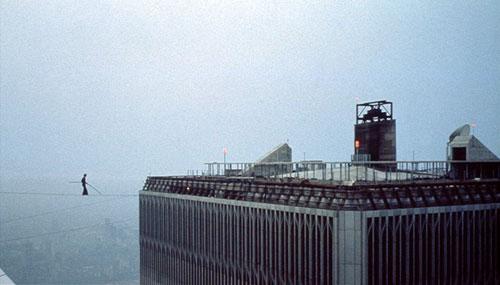world trade center man on wire
