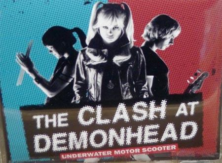 Envy Adams The Clash At Demonhead Print