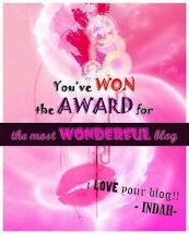 Award -  Tinta Kehidupan
