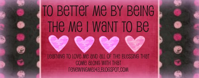 TO BETTER ME BY BEiNG THE ME i WANT TO BE