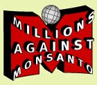 Say no to Roundup and GMOs!