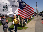 Photos from Monterey Tea Party - March 7, 2009