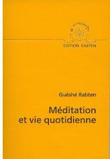 Meditation et Vie Quotidienne