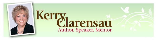 Kerry Clarensau's Blog