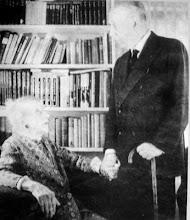 Con Leonor Acevedo