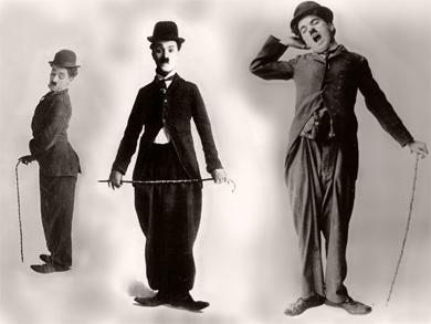 Charles Chaplin-poemas