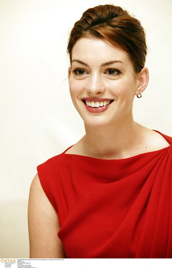 new catwoman anne hathaway. Hathaway will be the first