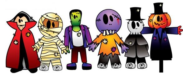 Fiesta infantil de halloween - Decoracion halloween infantil ...
