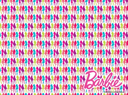 Barbie Wallpaper – Fashionistas
