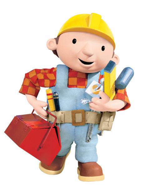 Fiesta infantil con decoración de Bob el Constructor