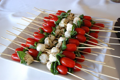 Make Ahead Room Temp Appetizers