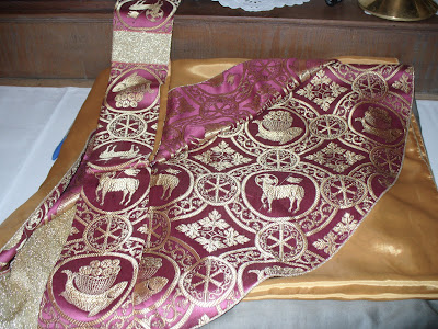 vestment patterns - Religious Icons, Church Supplies, Byzantine