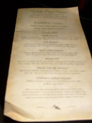 Gluten Free Gluttony Olive Garden Gluten Free Menu