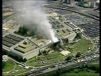 O Pentágono a arder no lado escolhido por Bush!