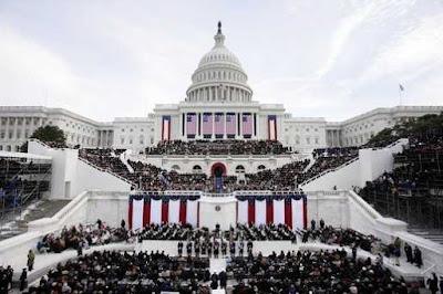 pelantikan presiden barack obama.inaguration president barack obama
