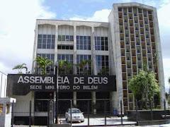 Templo Sede das Assembléias de Deus Ministério do Belém em São Paulo