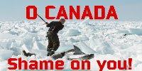 Ντροπή σου Καναδά !!!   W.A.R. org.