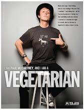 Ο τραγουδιστής Paul Mc Cartney των Βeatles (τα σκαθάρια) είναι ενεργό μέλος της ΡΕΤΑ.org