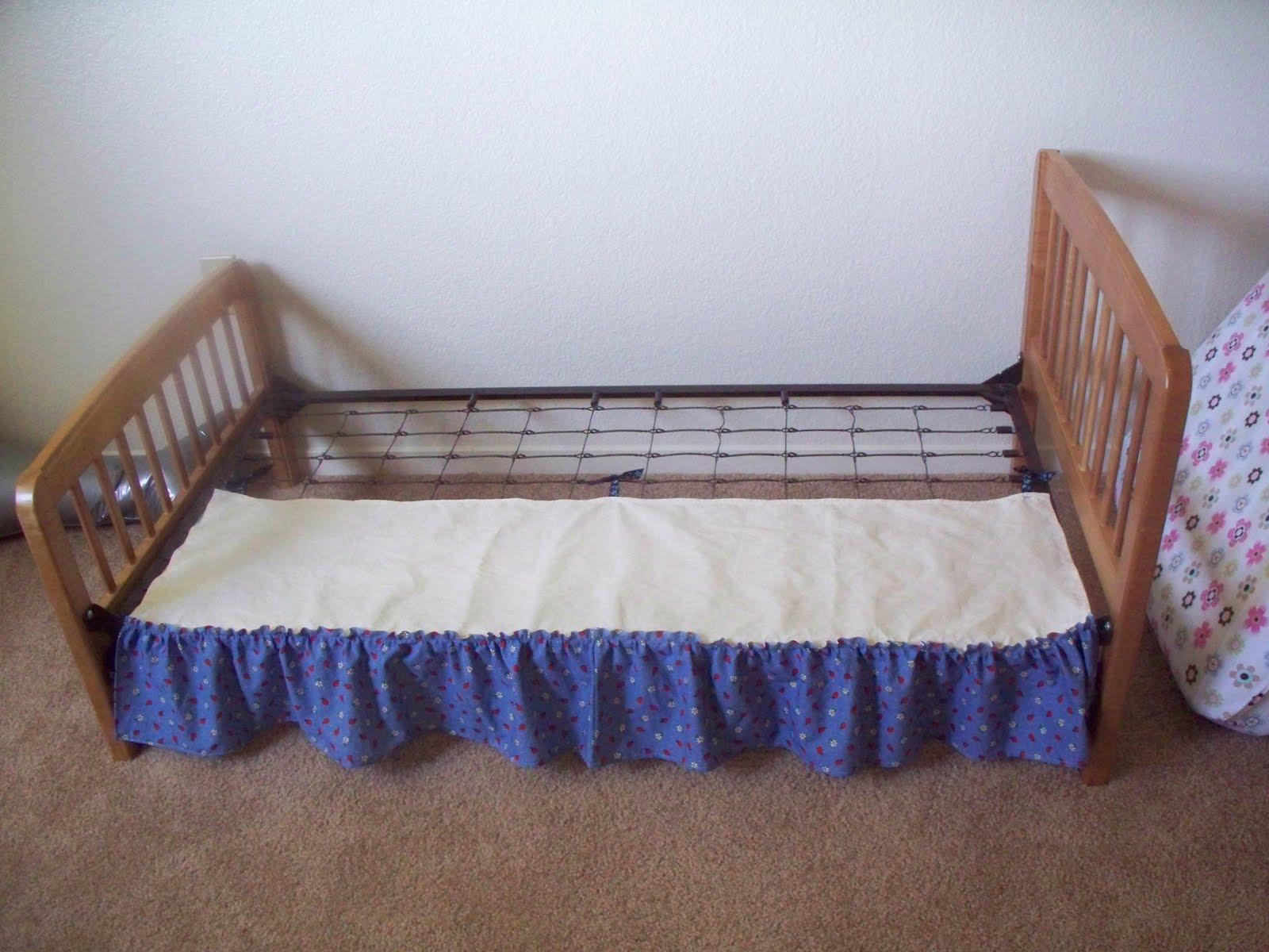 Сшить подзоры для кровати 951