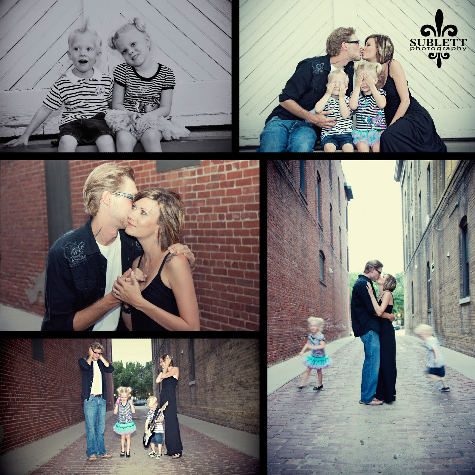 Cute Family Photography They are such a cute family