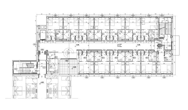 A2m arquitectes ampliaci de resid ncia geri trica a cambrils for Arquitectura geriatrica