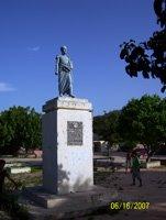 Estatua de Bolíovar
