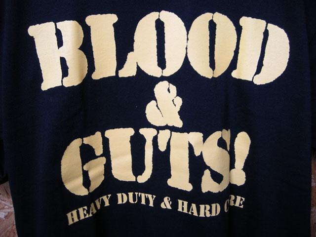 """BLOOD&GUTS!!: """"BLOOD & GUTS!""""..."""