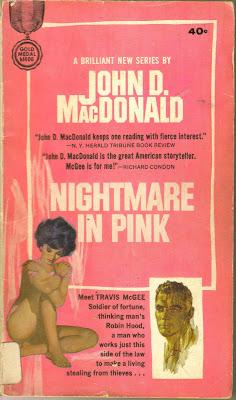 Travis McGee 02 - Nightmare in Pink - John D. MacDonald