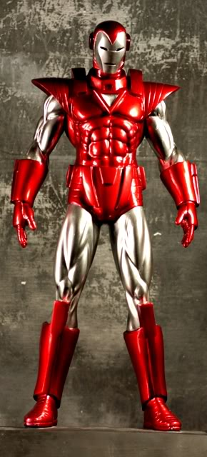 General Comics and Related media discussion. - Page 3 Iron_Man_Silver_Centurion_Armor-1