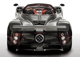 pagani zonda c12 f revise 10 Mobil Termahal di Dunia