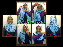 Tutorial for wearing shawl