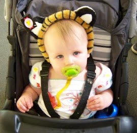 My Little Tiger!