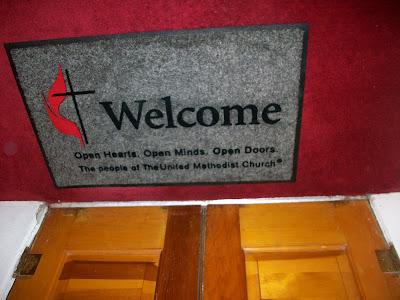 First United Methodist Church Iraan Texas The Fumc Has