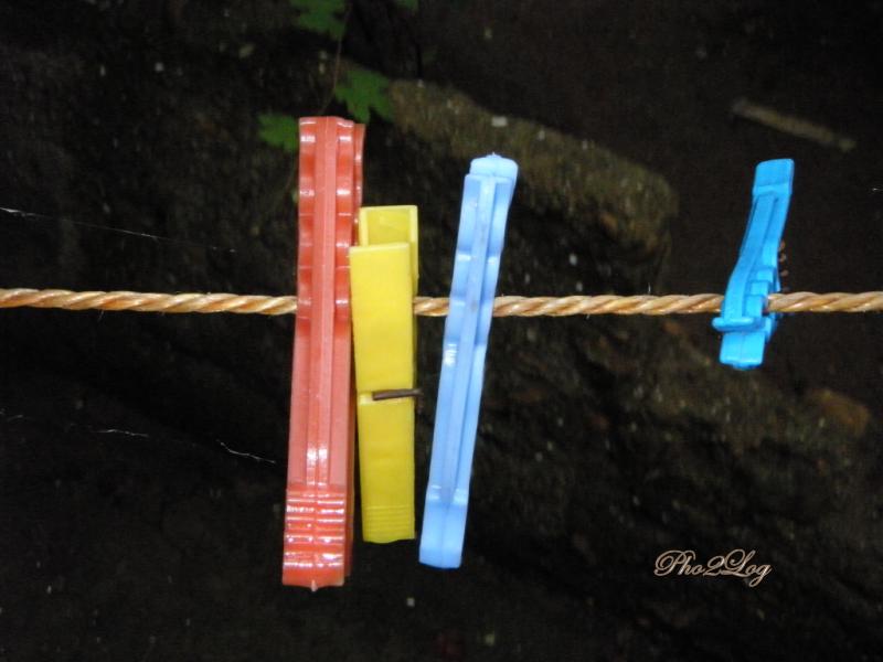 Clothespins | Mandallar