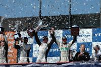 [Clic para agrandar - El podio, cuando todavía era todo de Honda, luego Cacá fue recargado]