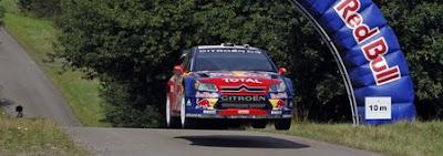 [Clic para agrandar - Loeb y su costumbre de ganar en Alemania - automOndo]