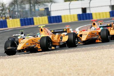 [Clic para agrandar - El 2-3 del Ultimate con Carbone y Guerrieri en Le Mans - automOndo]
