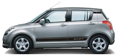 [Suzuki Swift edición limitada con iPod Touch - automOndo.com.ar]