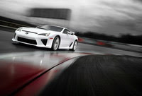 [Lexus LFA sounds - Clic para ver en alta resolución - automOndo.com.ar]