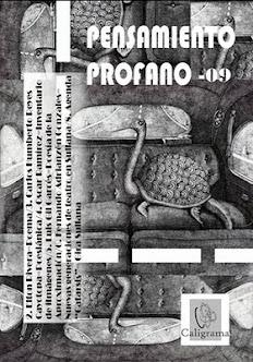 REVISA LITERARIA PENSAMIENTO PROFANO N.-09