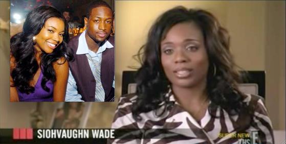 dwyane wade ripped. she knew Dwayne Wade was