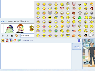 Hidden Emoticons for Yahoo! Messenger