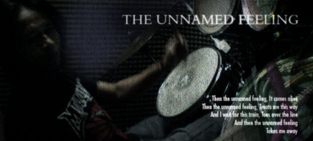 THE UNNAMED FEELING