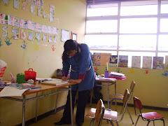 Trabajo en PIE 2008