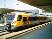 combóio urbano da CP Porto