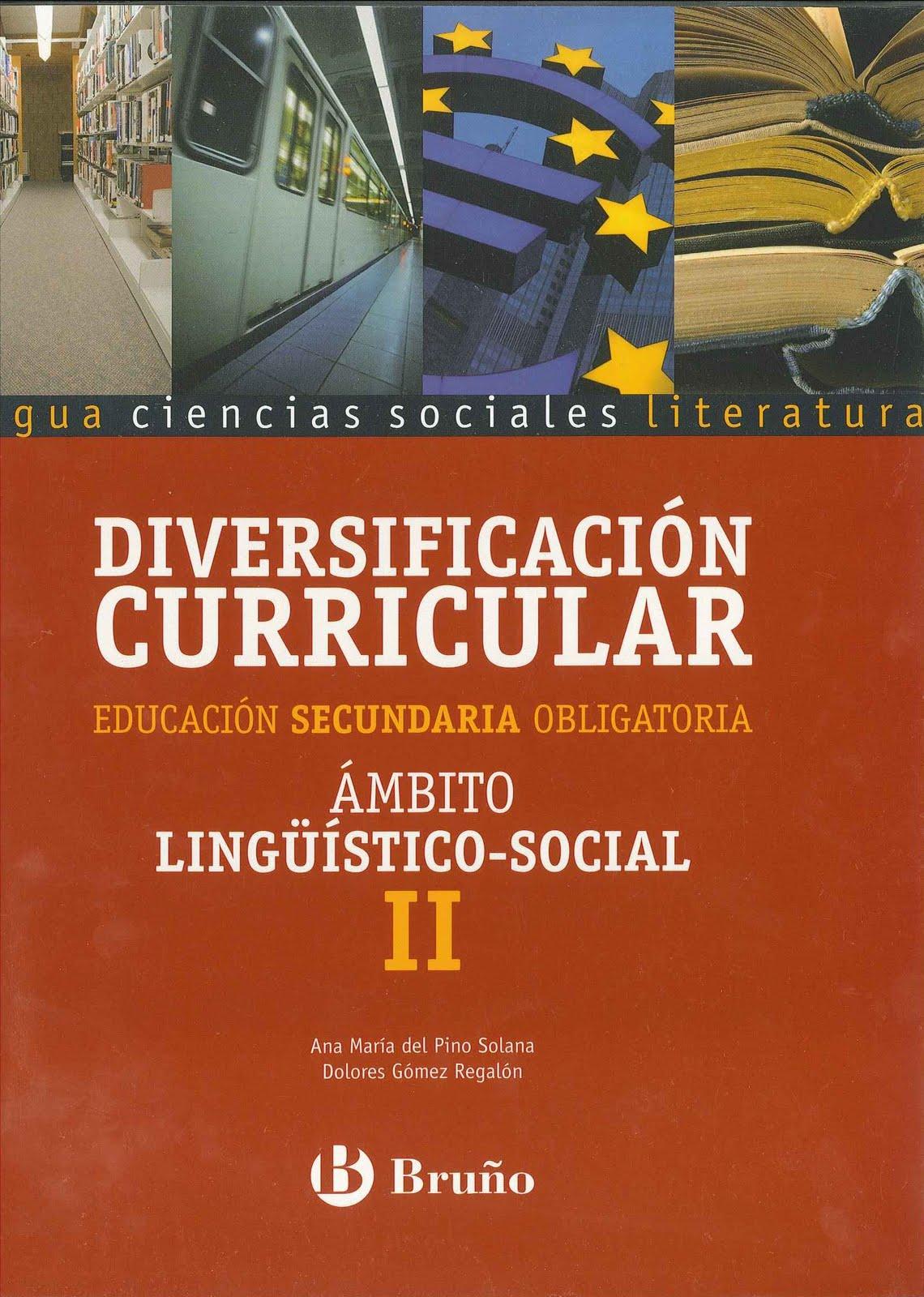 diversificación curricular ambito lingüístico social