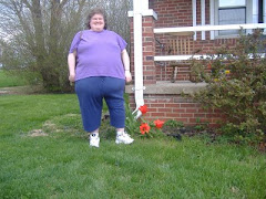 At almost my heaviest...395 lbs. April 2008